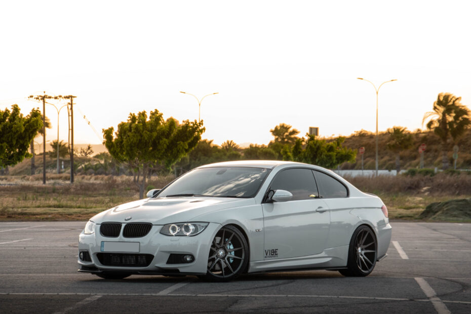 E92 335d modified daily stance