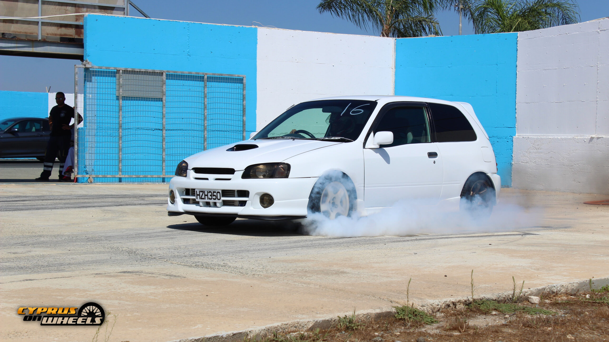toyota glanza dragster cyprus