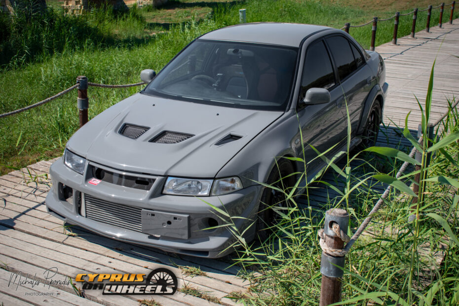1000 whp Mitsubishi evolution