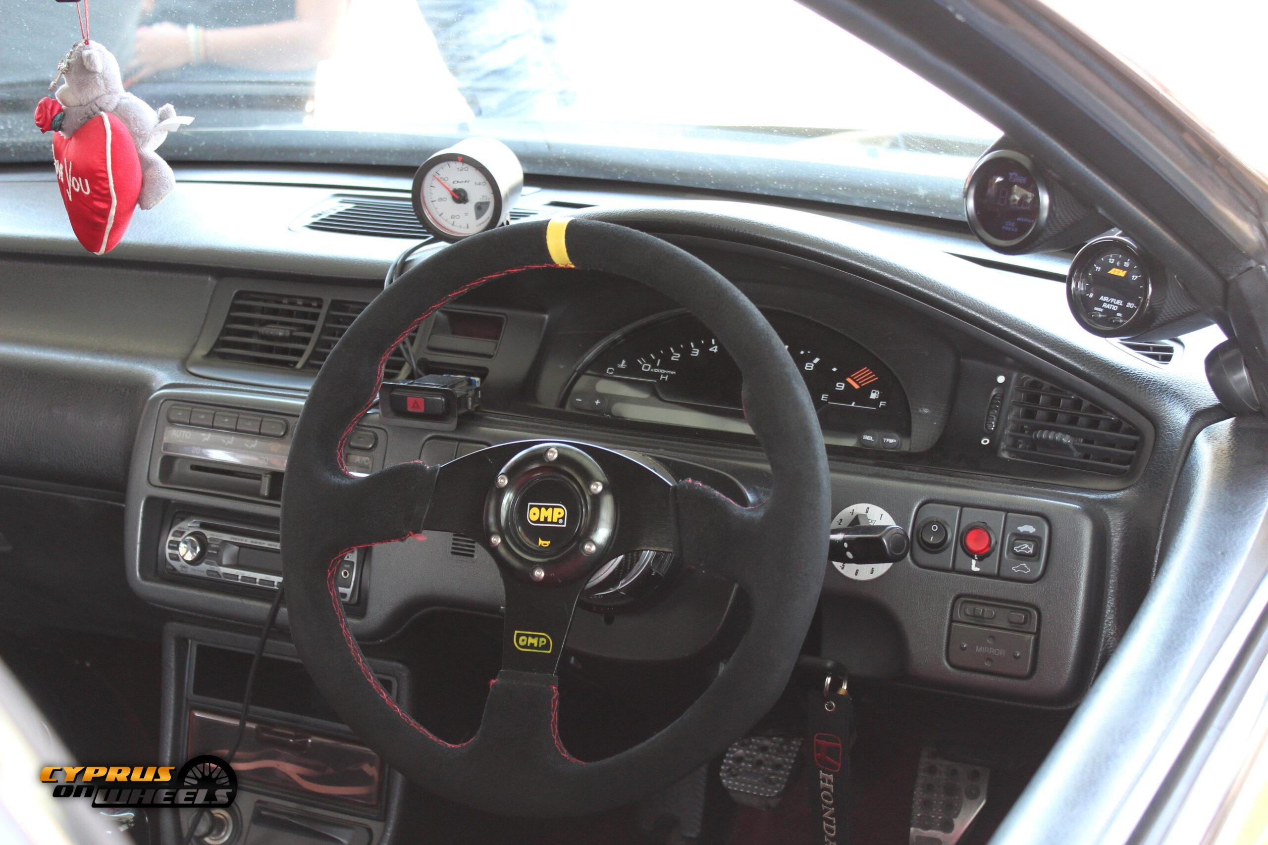 HONDA EG S2000 DASH