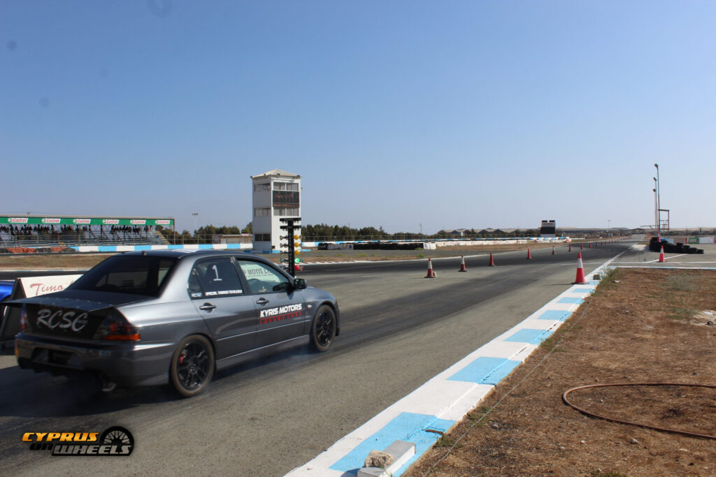 evo 8 dragster cyprus rcsc