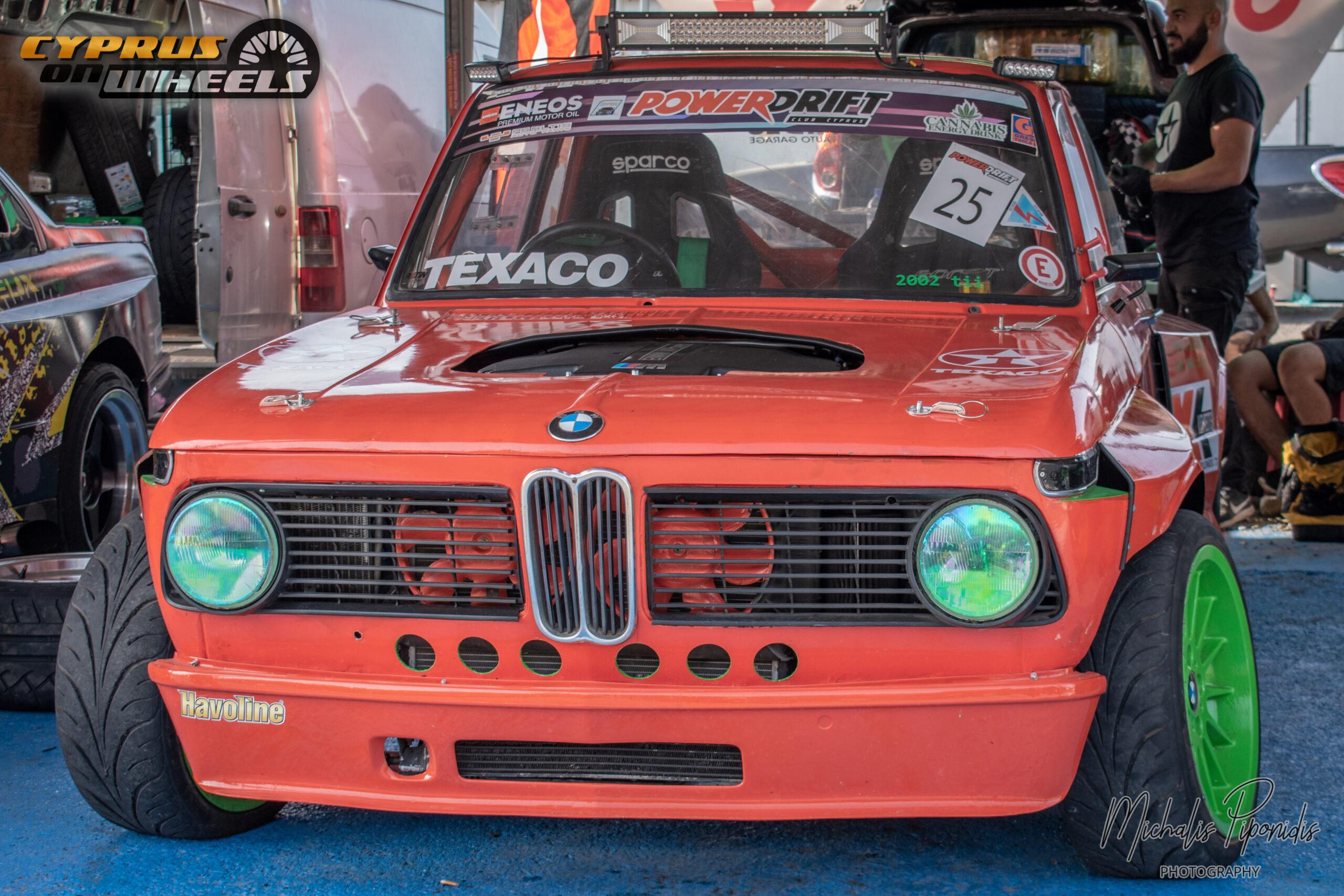BMW 2002 V8 SWAP