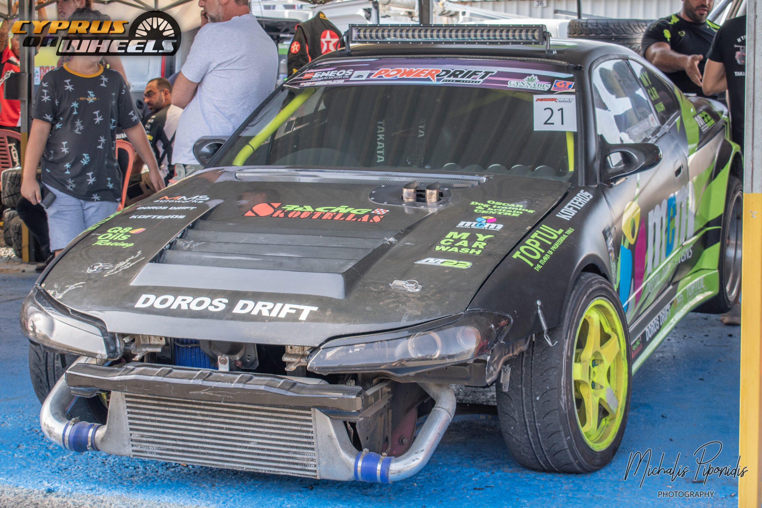 """""""Double Drift Race At Achna Speedway. Drifting After Covid-19"""""""