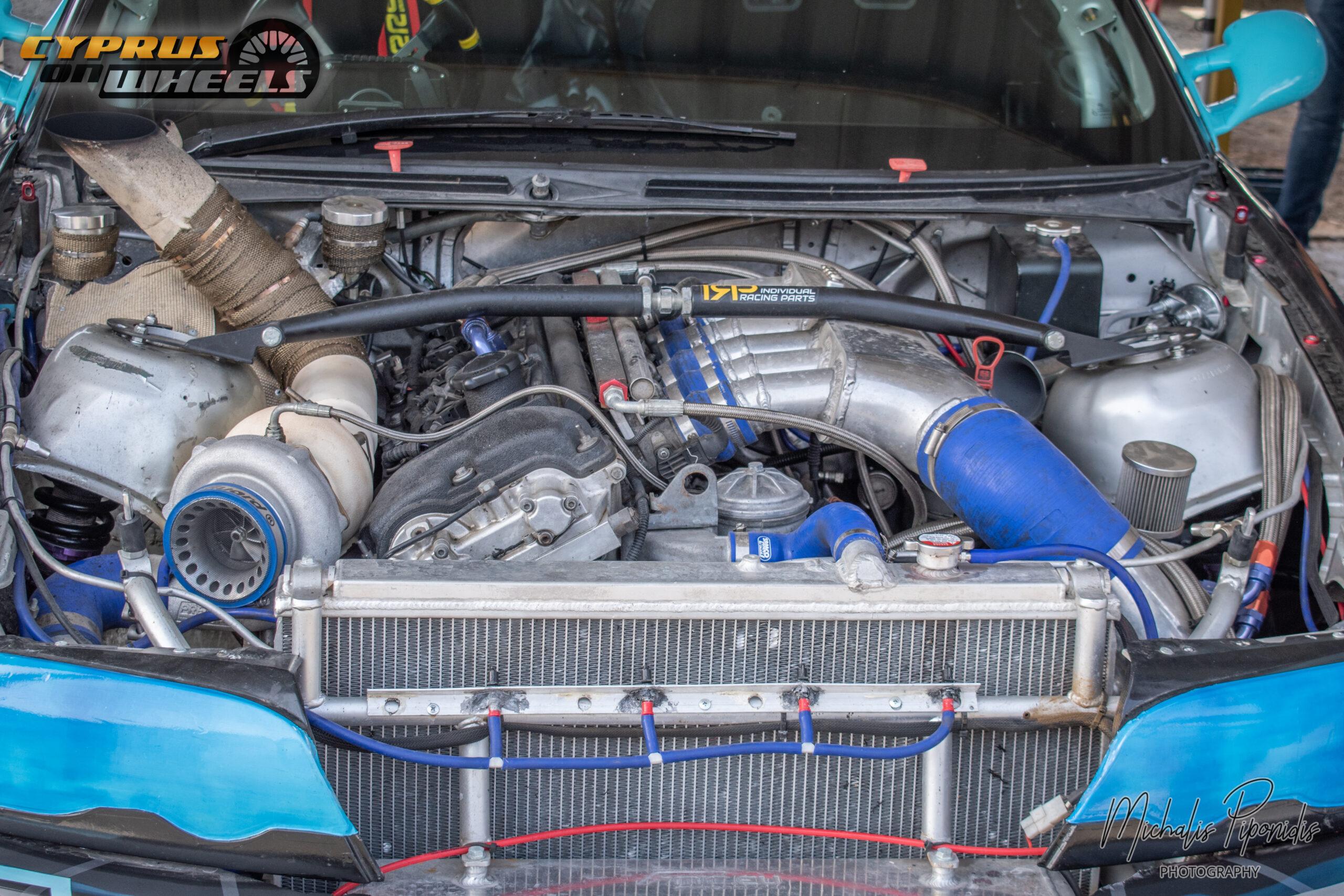 BMW S54 TURBO