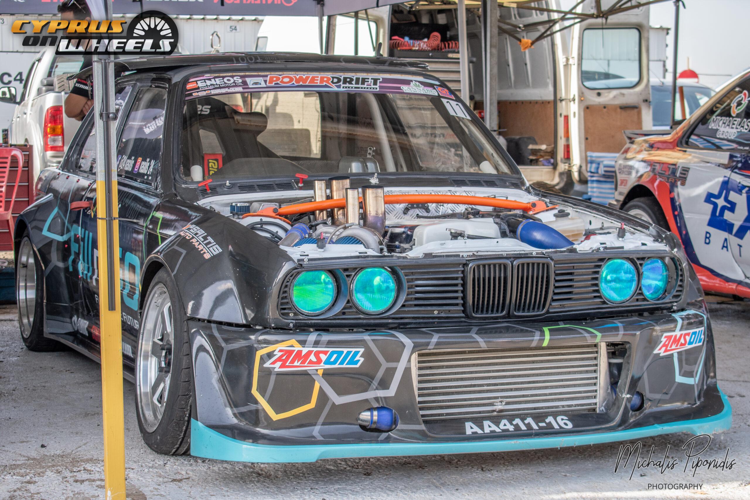 BMW E30 2JZ SWAP