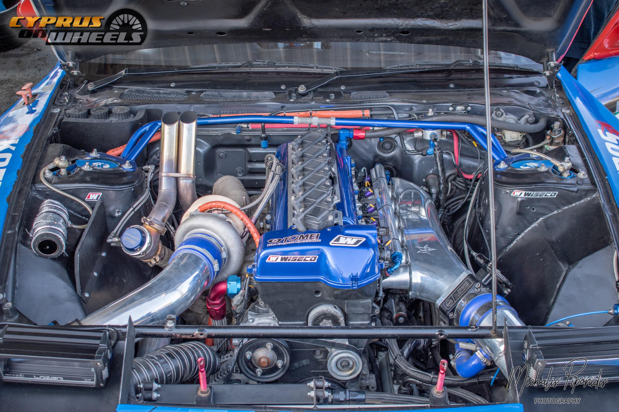 2JZ SINGLE TURBO 1000HP