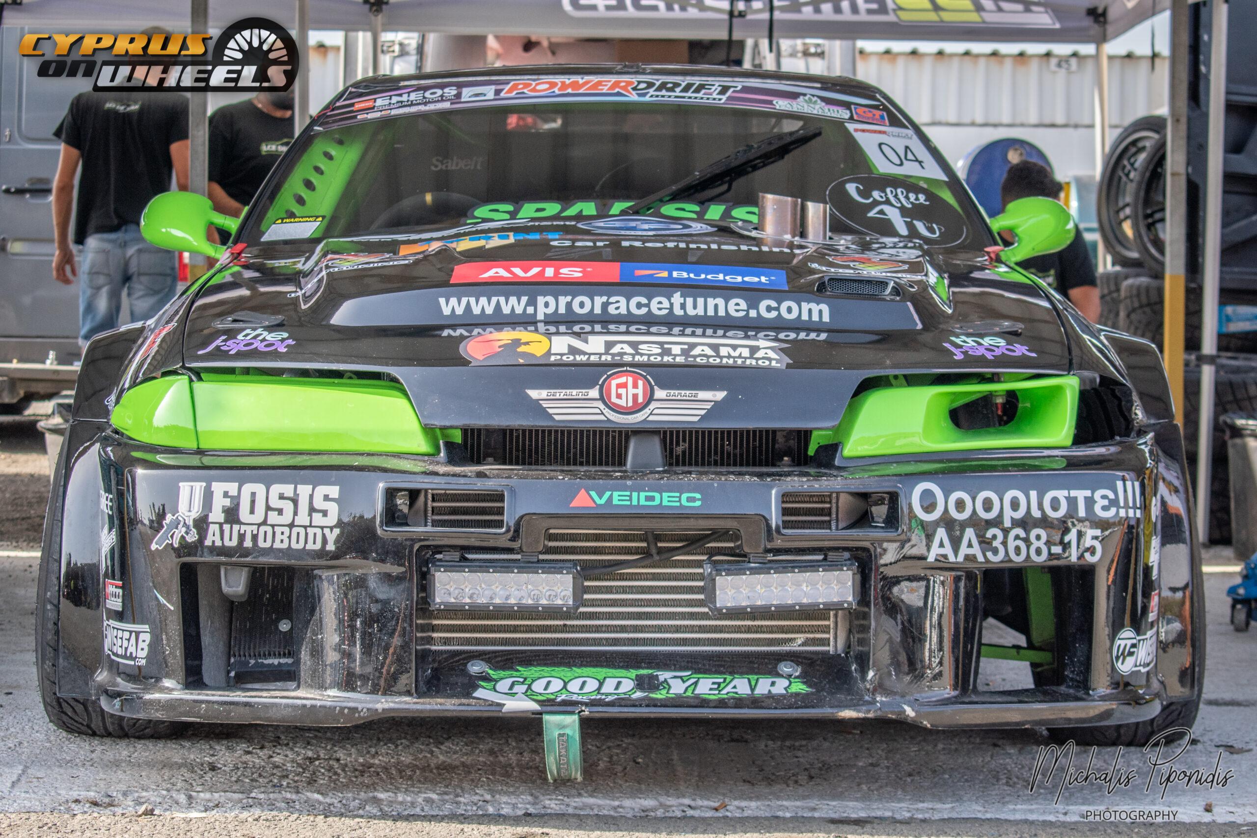 Double drift race