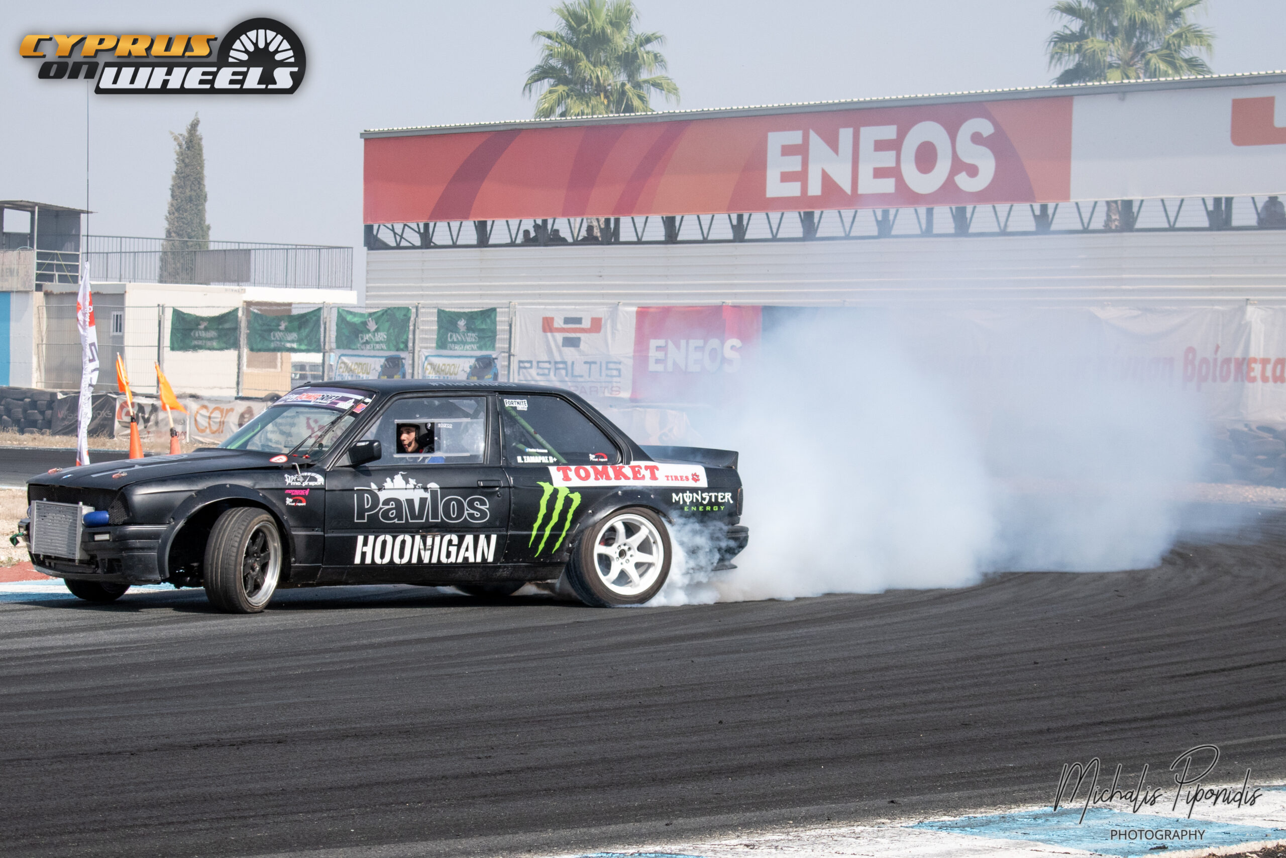 HOONIGAN BMW E30