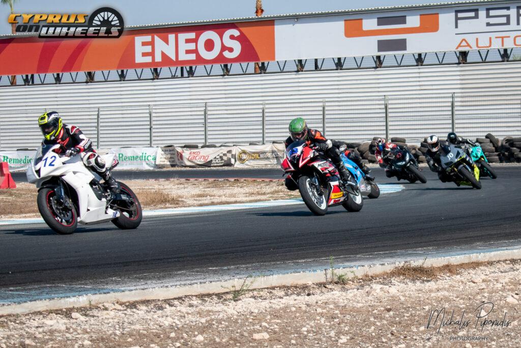 Cyprus superbike racing