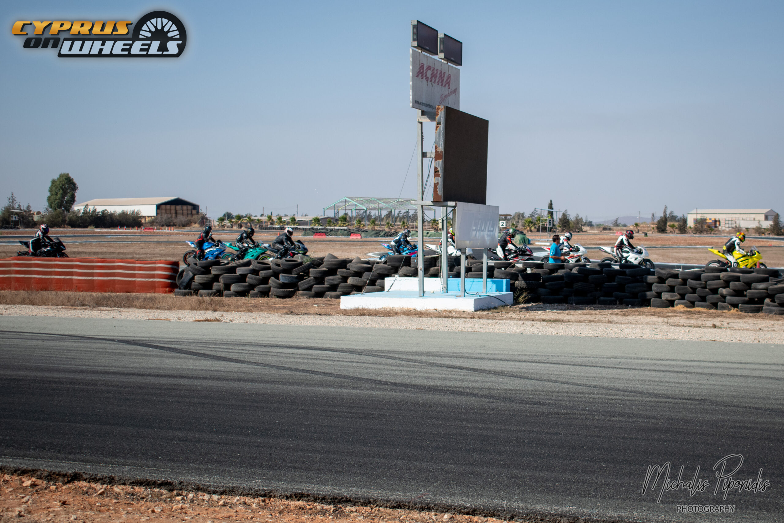 superbike starting line