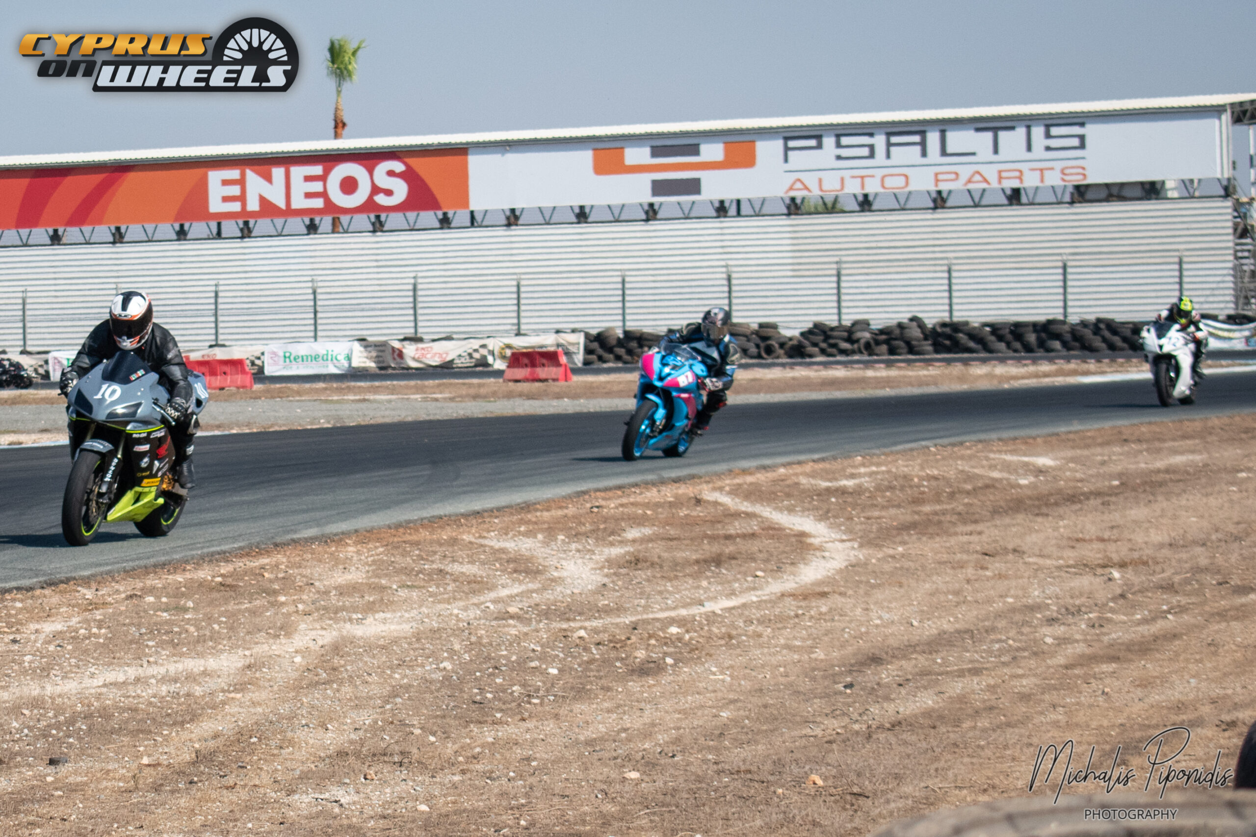 Superbike racing cyprus championship