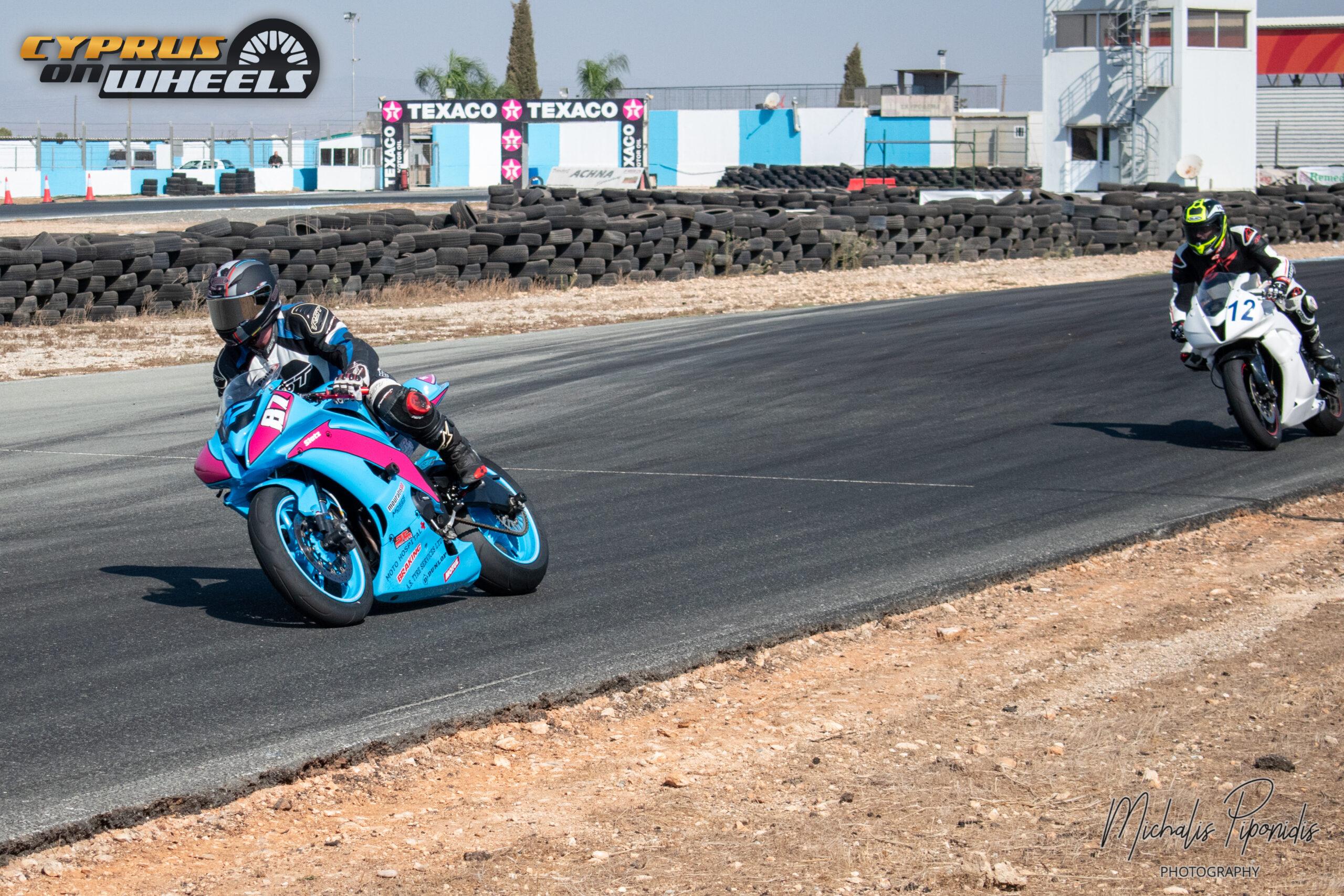 cyprus speed race