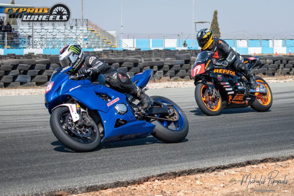 superbike speed race