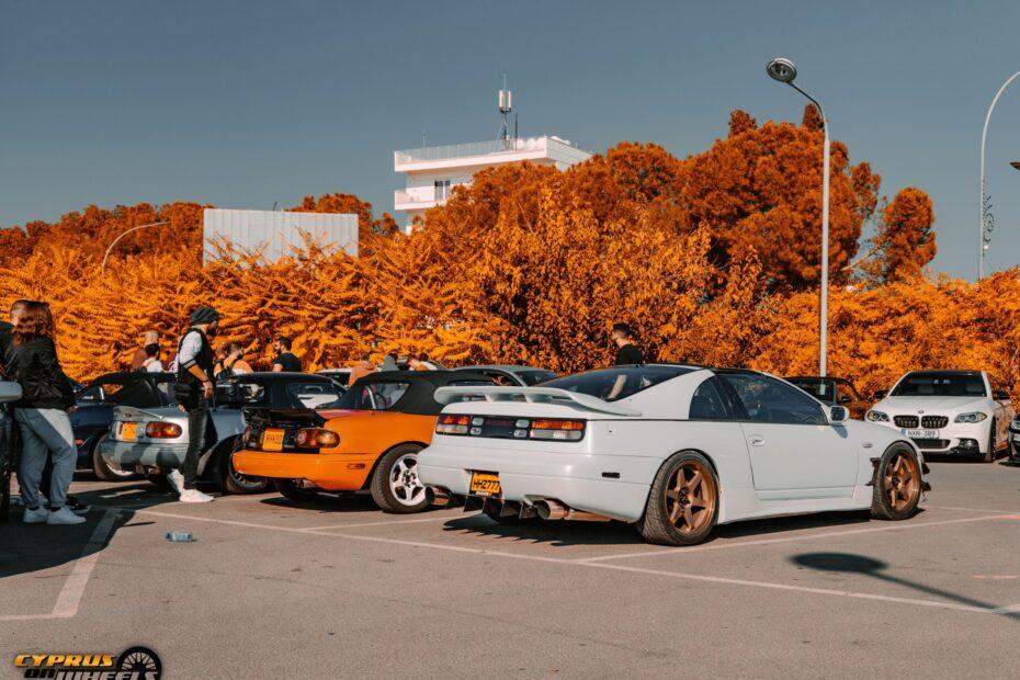 Cyprus car scene nutshell