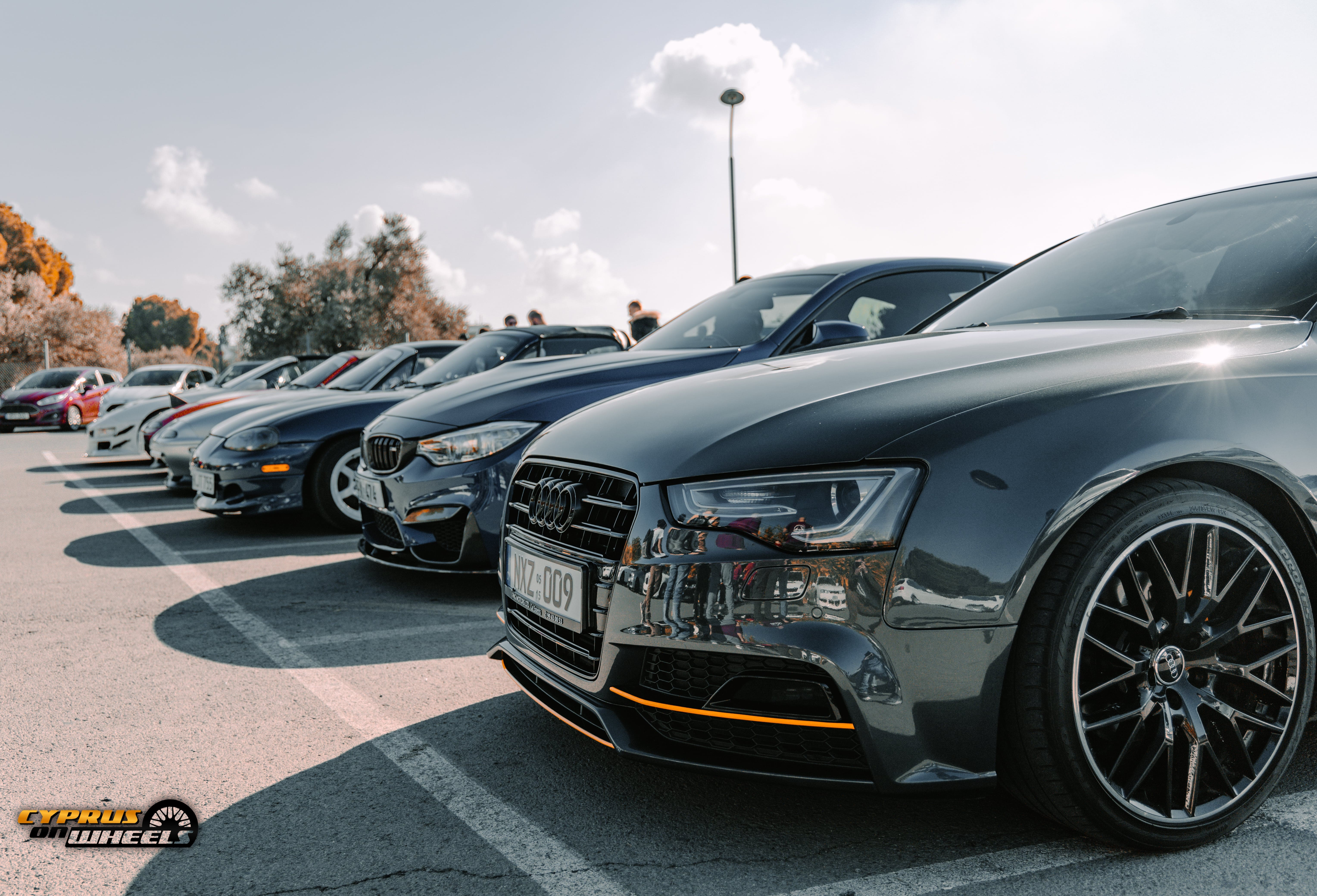 Audi stance cyprus