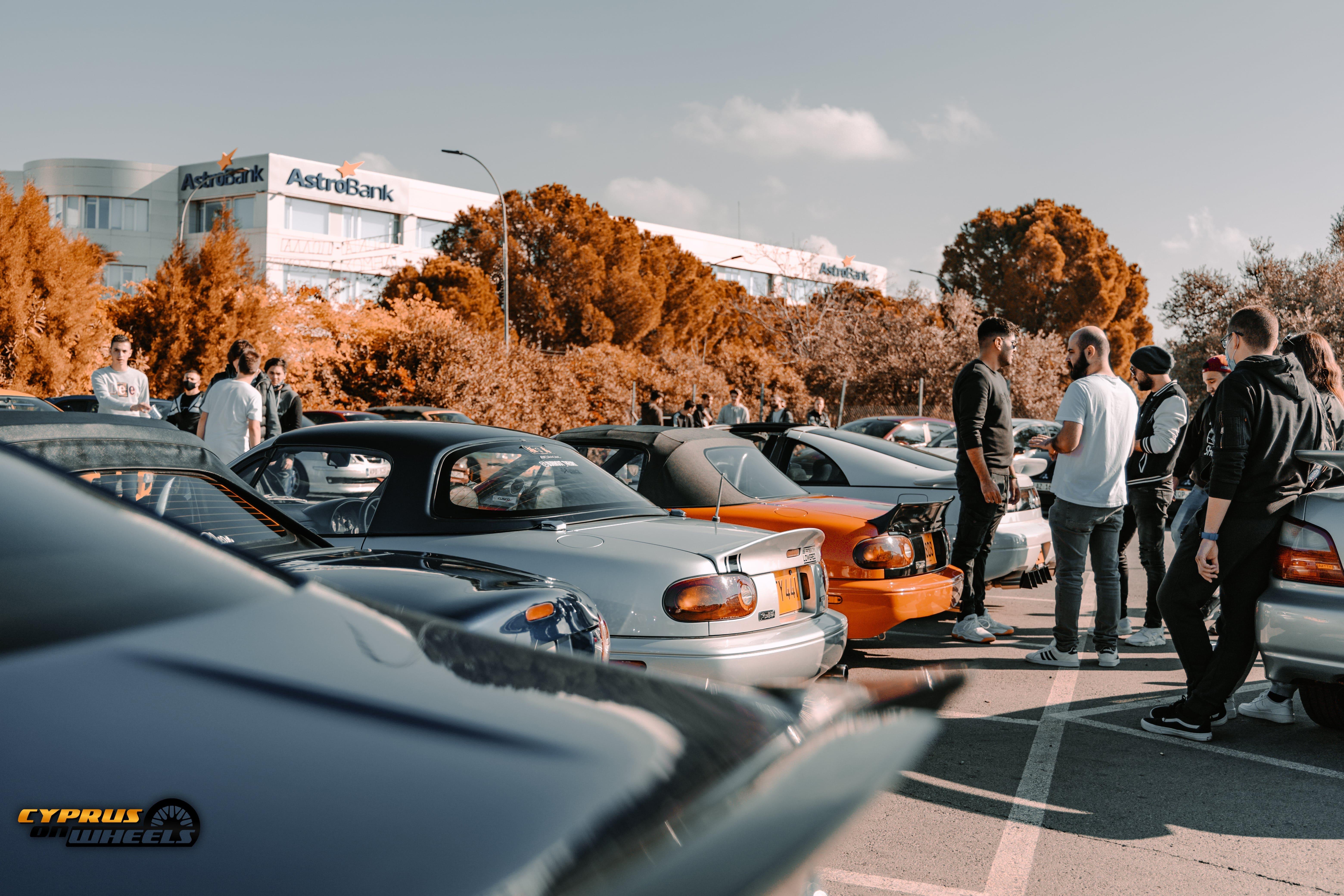 cars scene cyprus