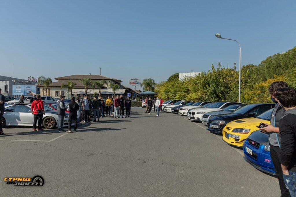 Cyprus car scene