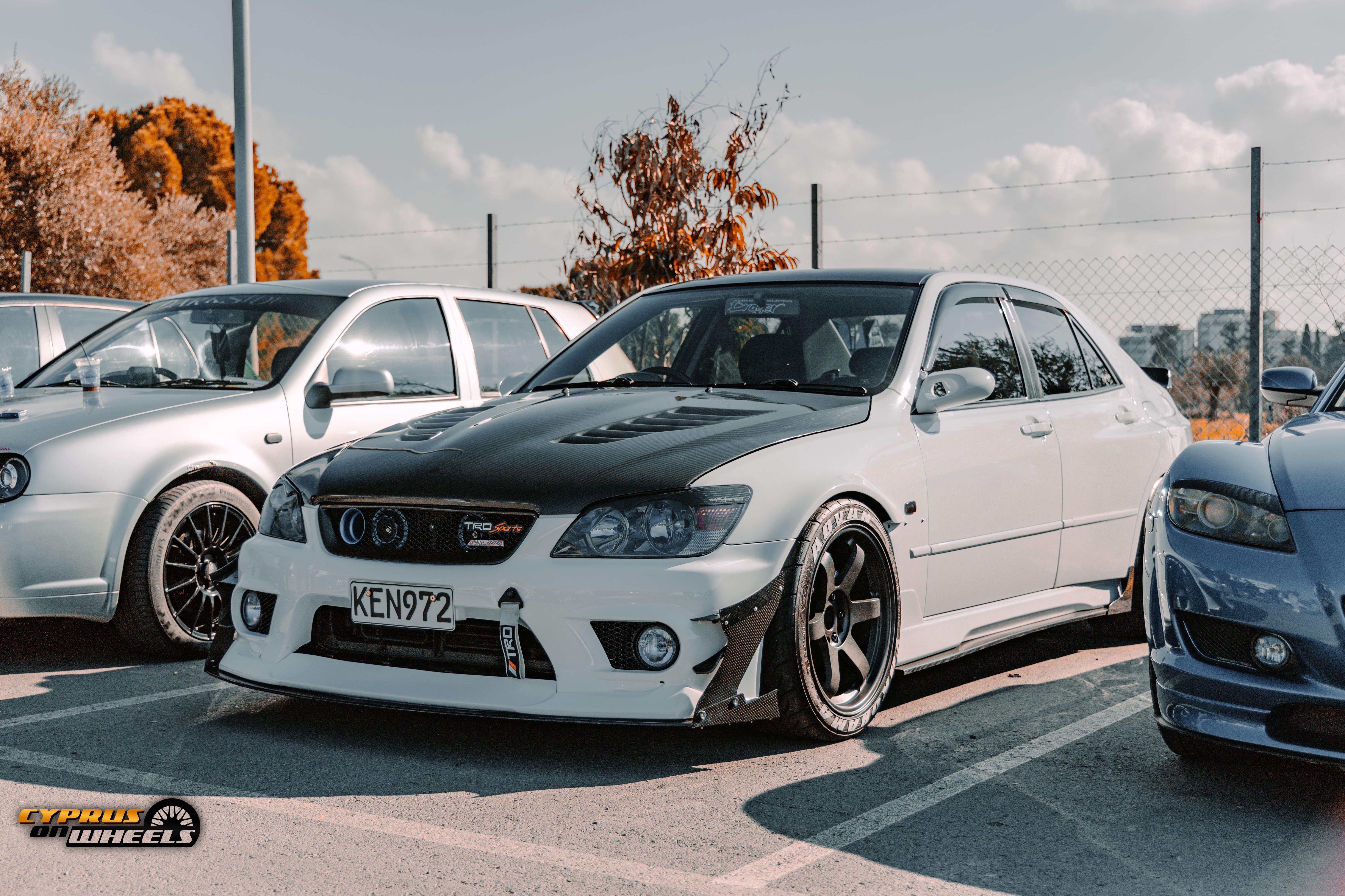 Lexus just right