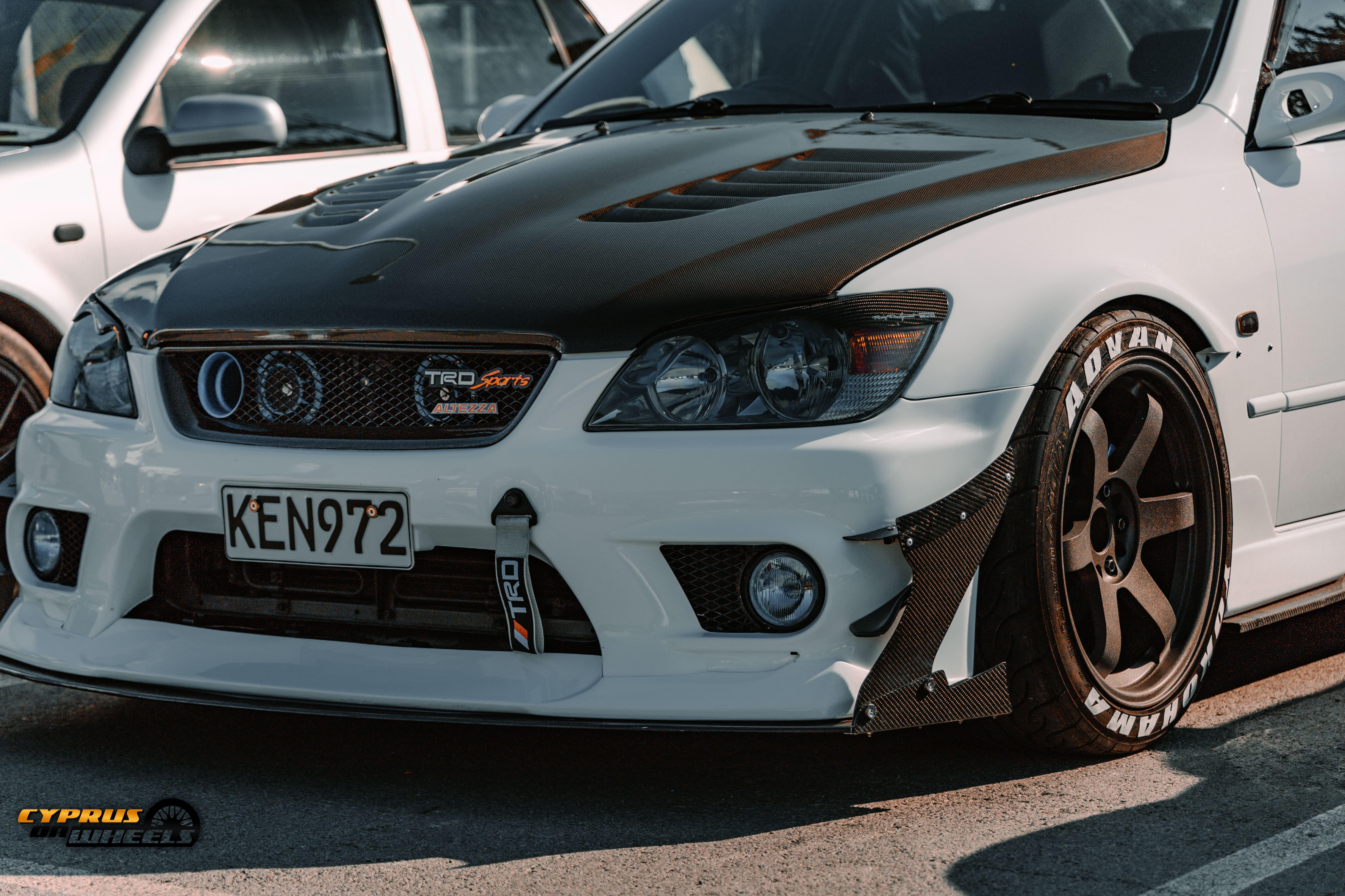 Lexus modified Cyprus