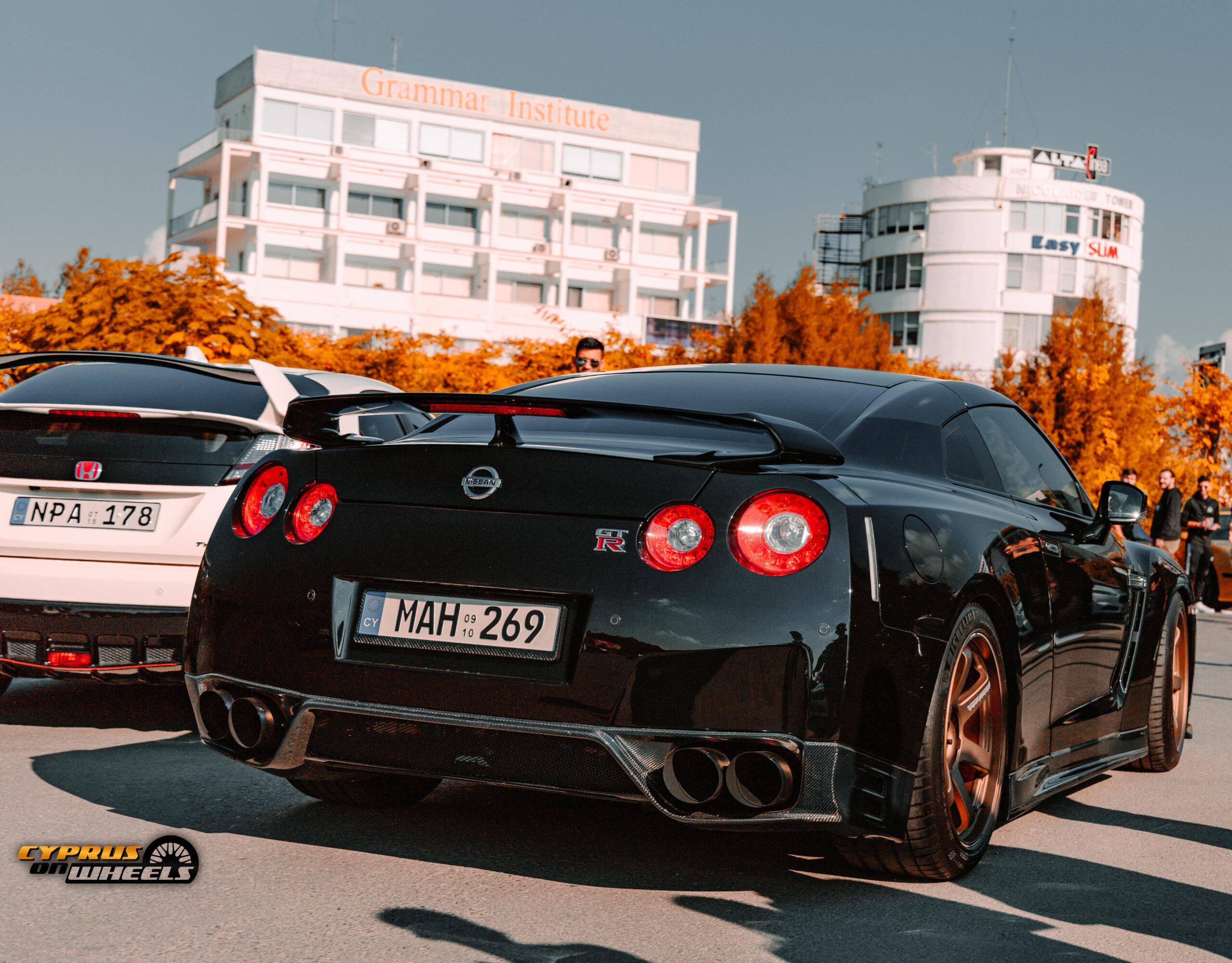Nissan GTR cyprus