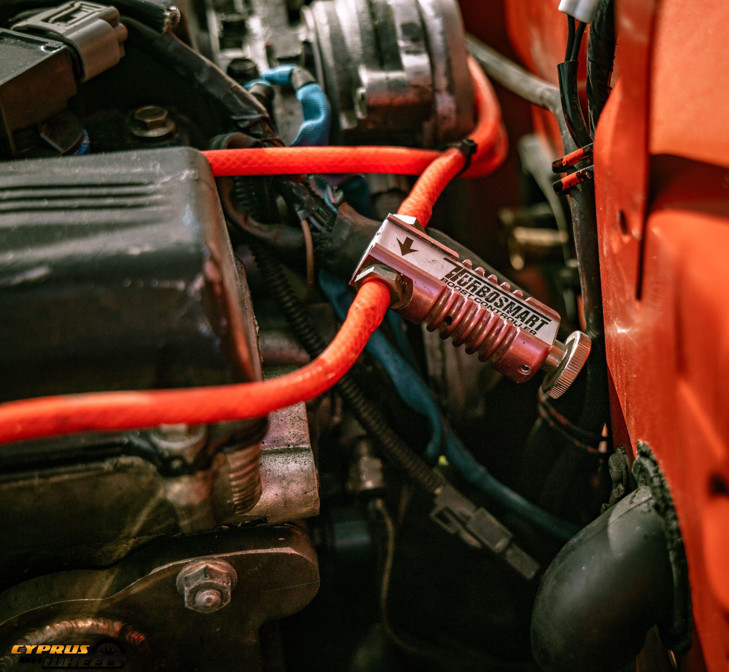 manual boost control