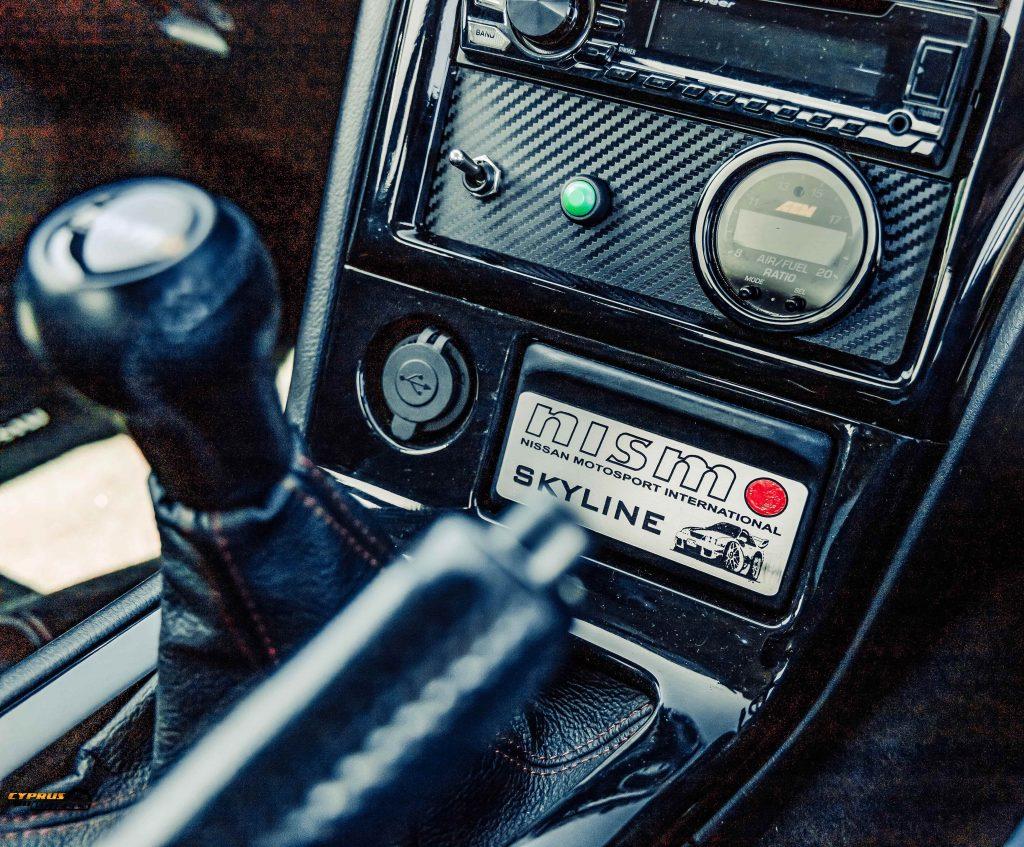 Interior r33 gtst