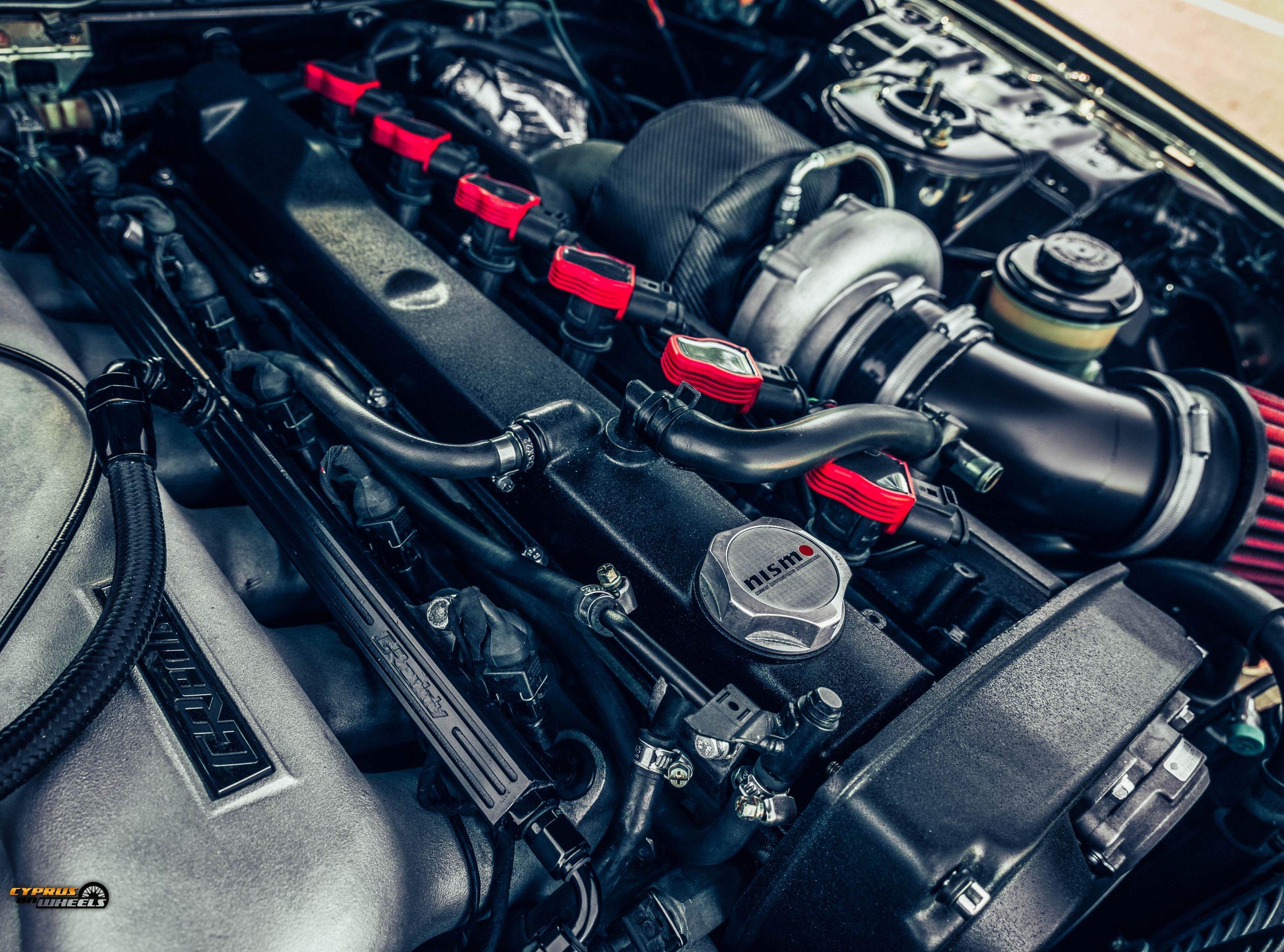 rb25det precision turbo