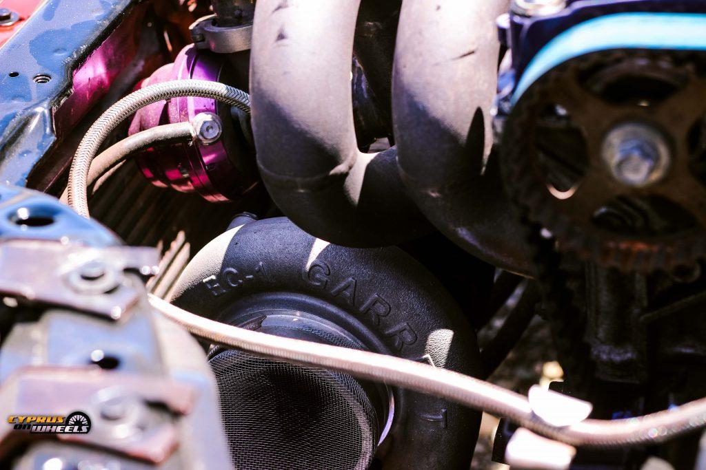 garrett turbo b16a