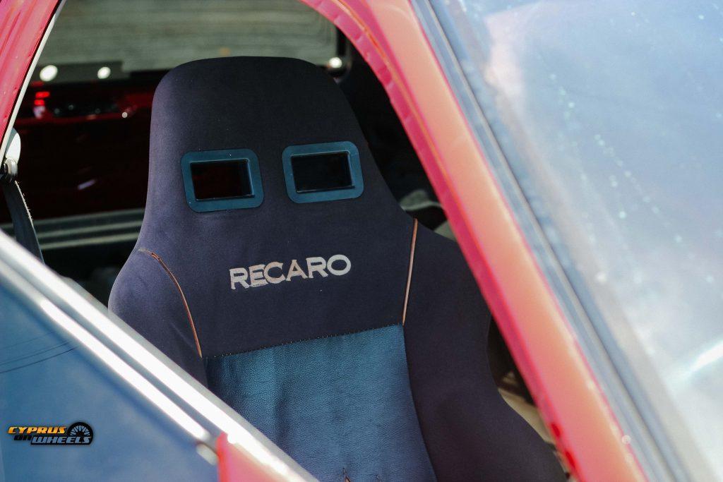 vintage recaro