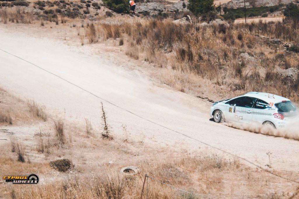 peugot rally car cyprus