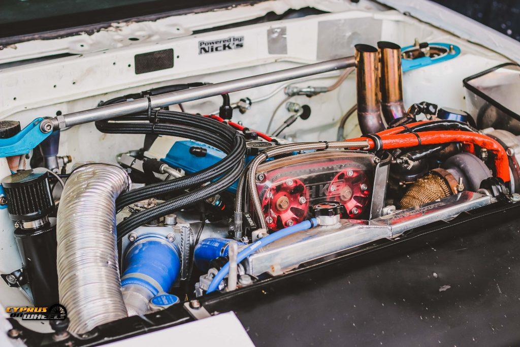 4age turbo modified