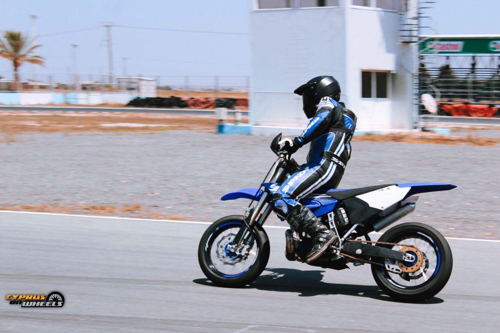 supermoto motard cyprus