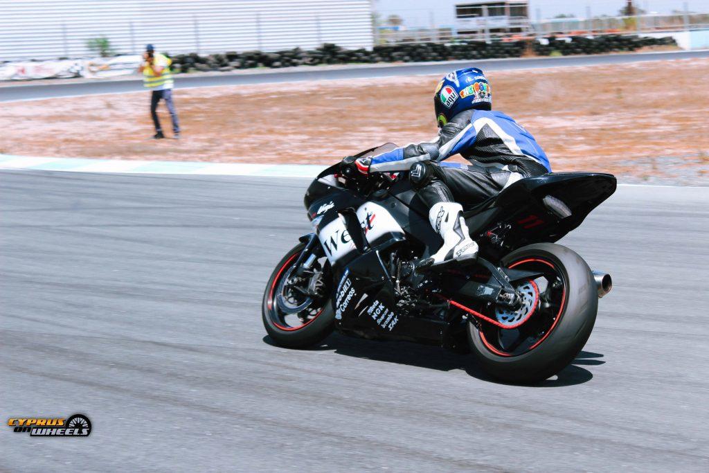 Kawasaki ninja cyprus
