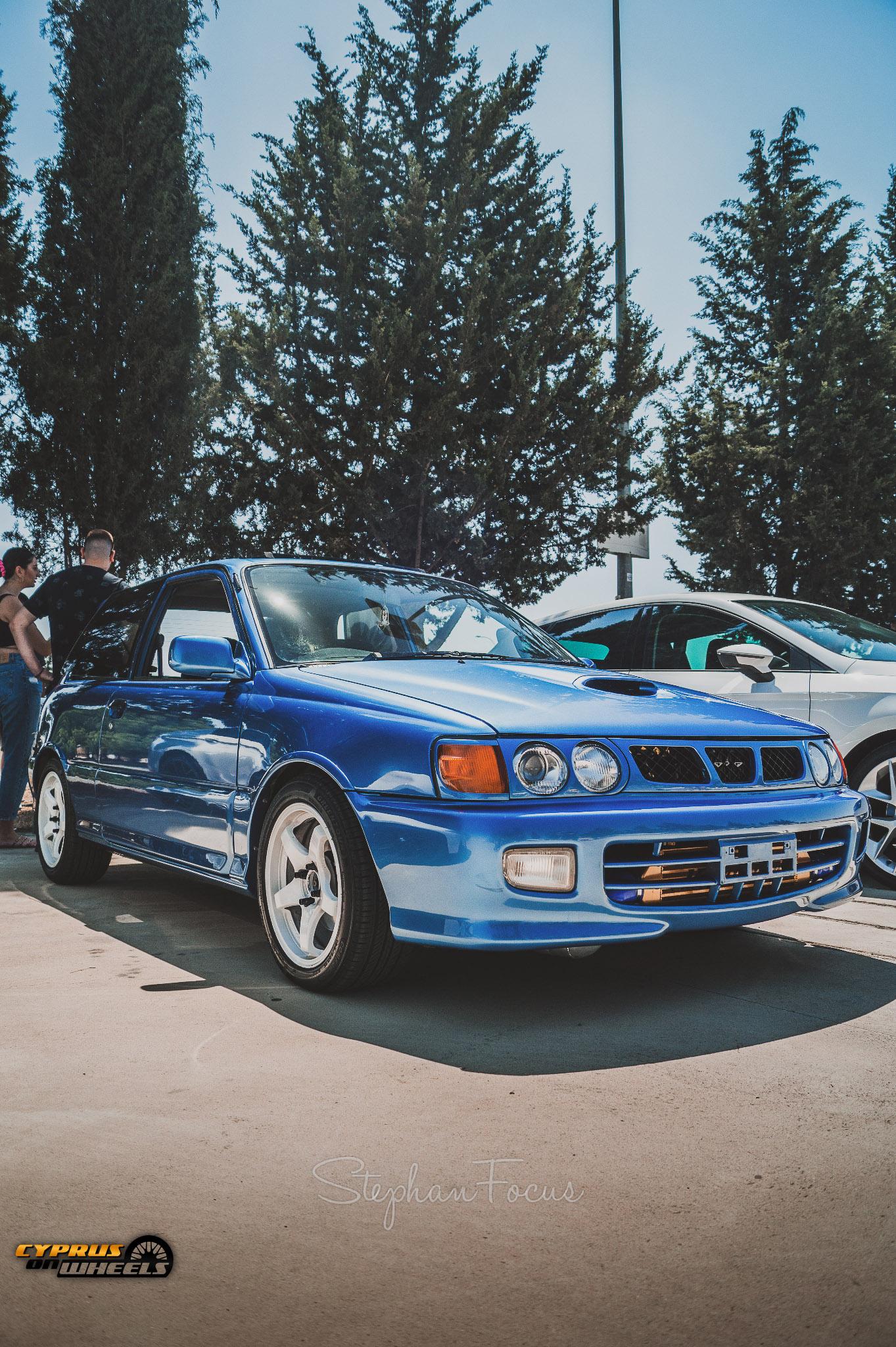 toyota starlet turbo modified