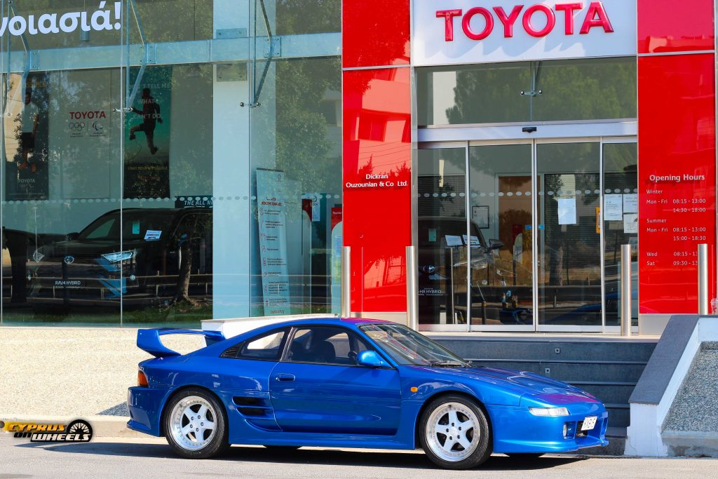 Toyota TRD2000GT