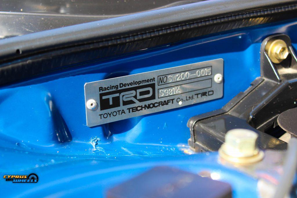 Toyota TRD2000GT technocraft