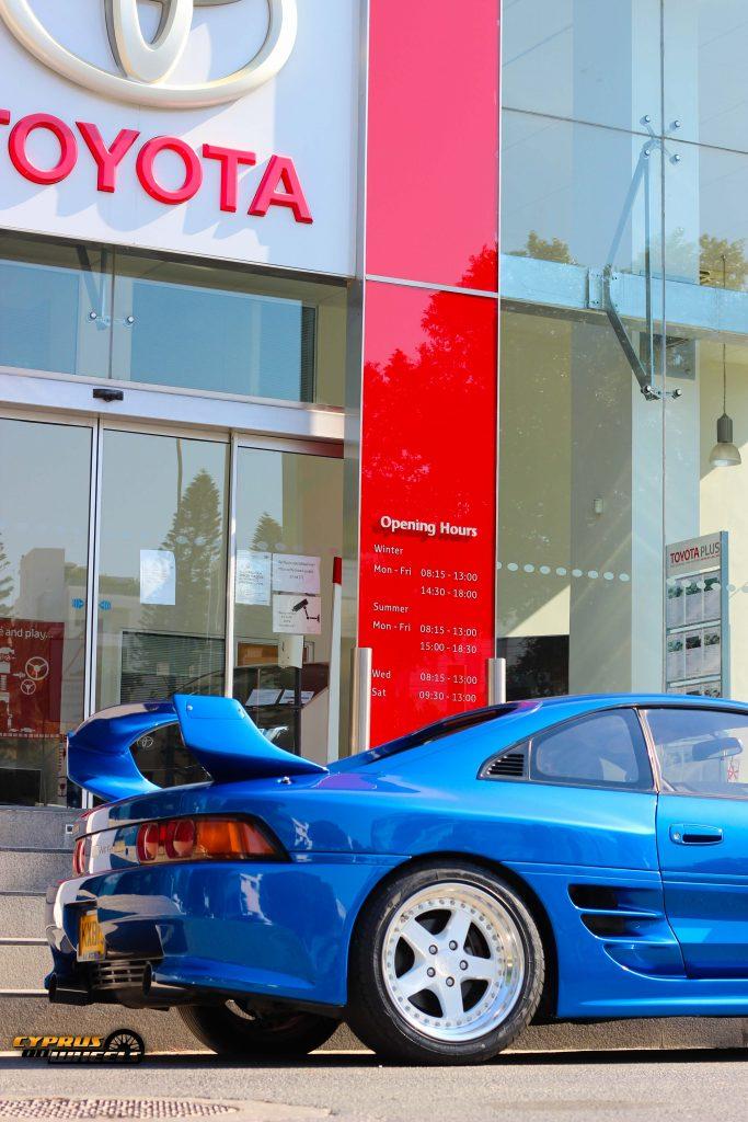 Toyota TRD2000GT cyprus